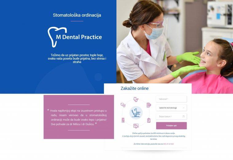 M Dental Practice