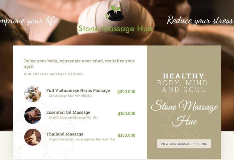 Stone Massage Hue