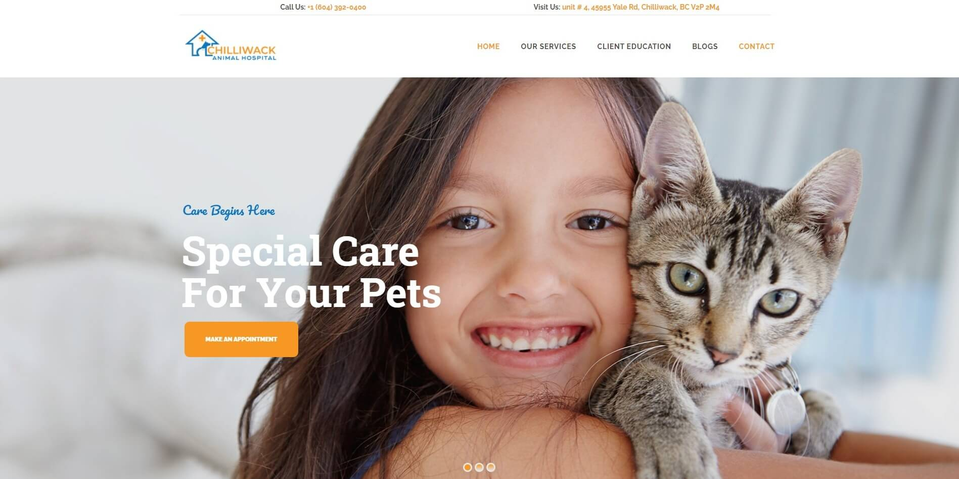 Chilliwack Animal Hospital