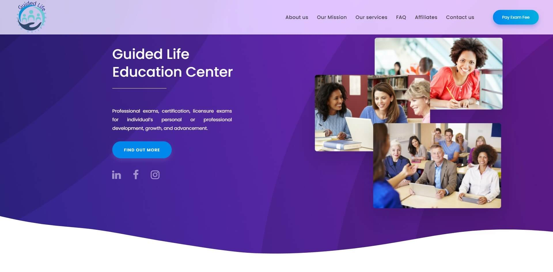 Guided Life Education Center